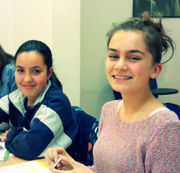 cursos de alemán para Niños y jóvenes