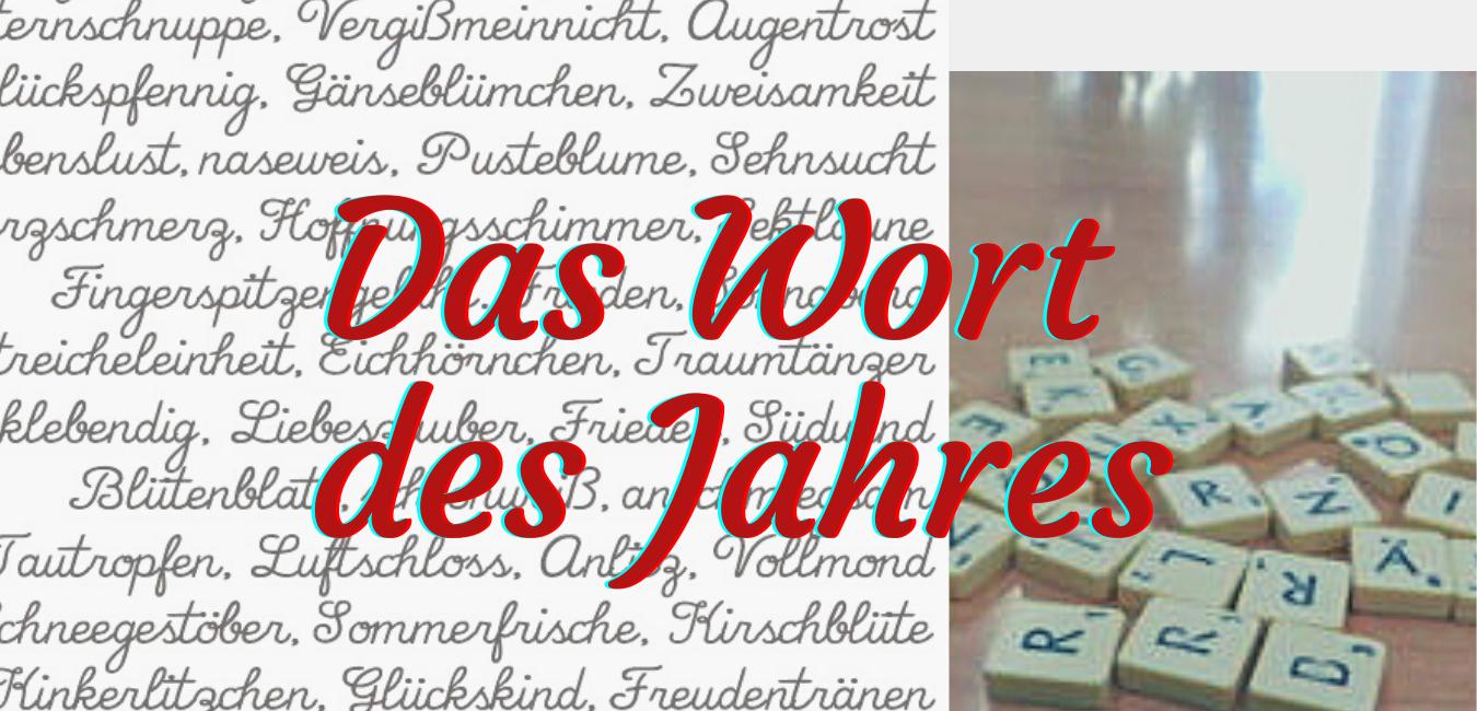 1ª edición del concurso «Das Wort des Jahres»