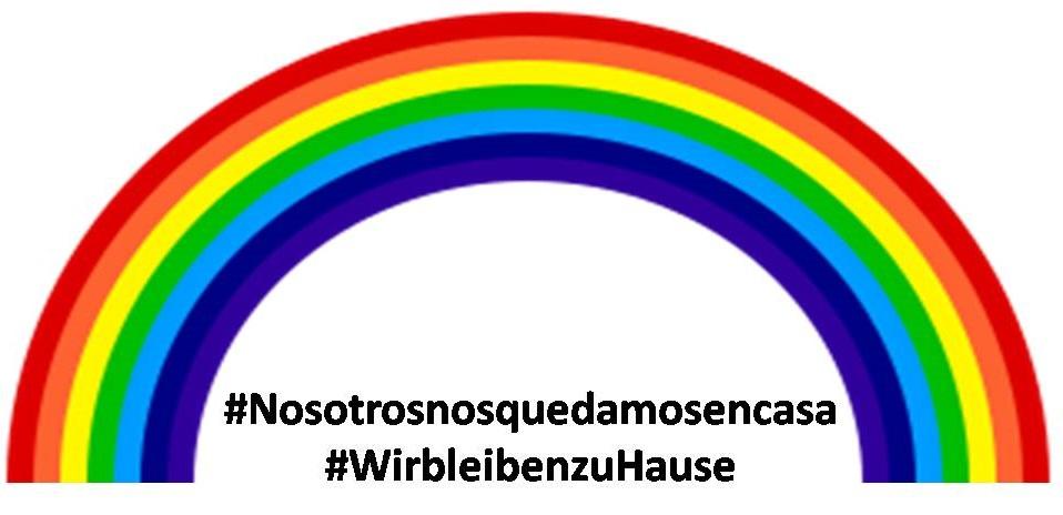 Clases online #nosotrosnosquedamosencasa